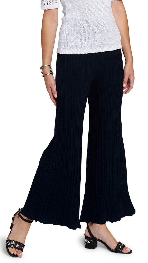 Julia wide leg pants, Navy
