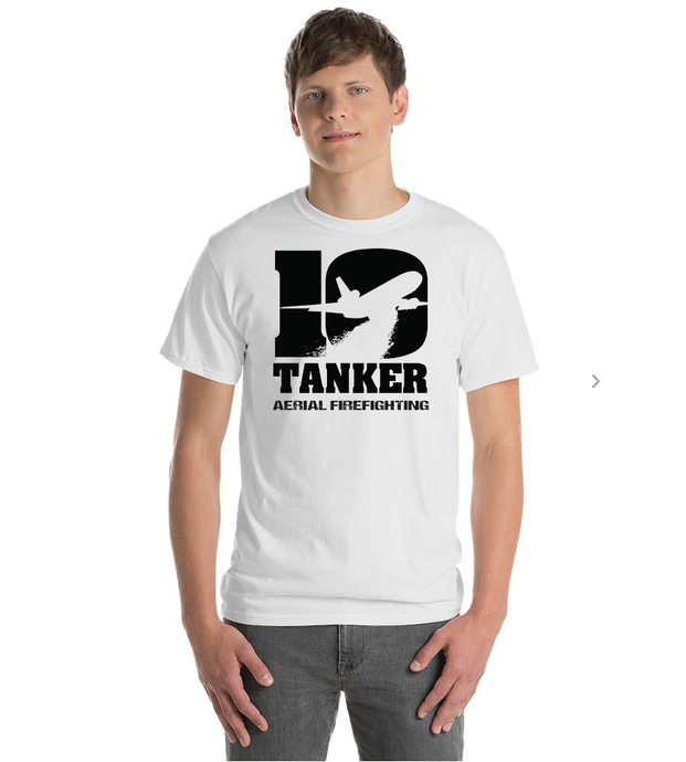 10 Tanker White short sleeve Alpha