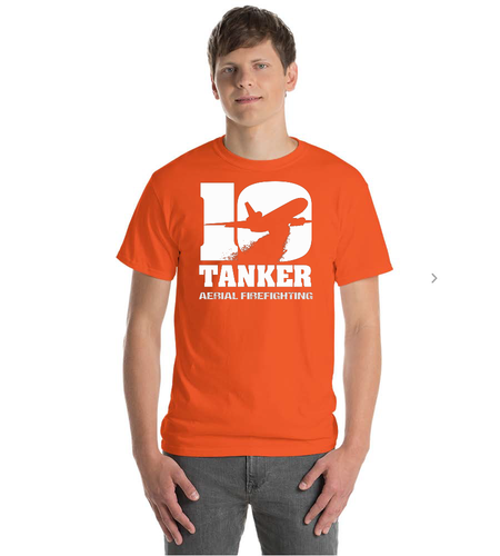 10 Tanker Orange short sleeve Alpha