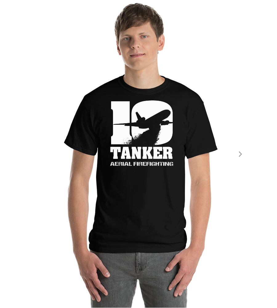 10 Tanker Black short sleeve Alpha