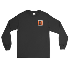 Load image into Gallery viewer, 10 Tanker logo black long sleeve