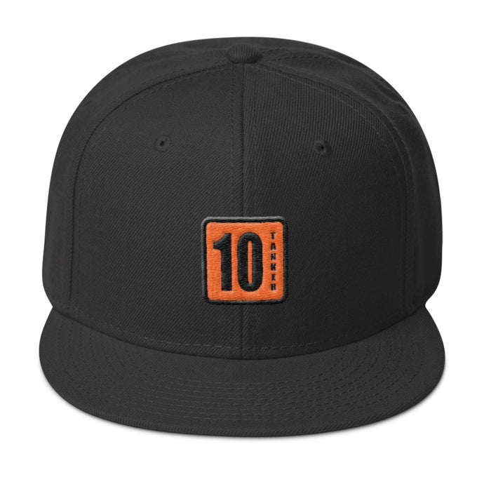 10 Tanker Embroidered Hat