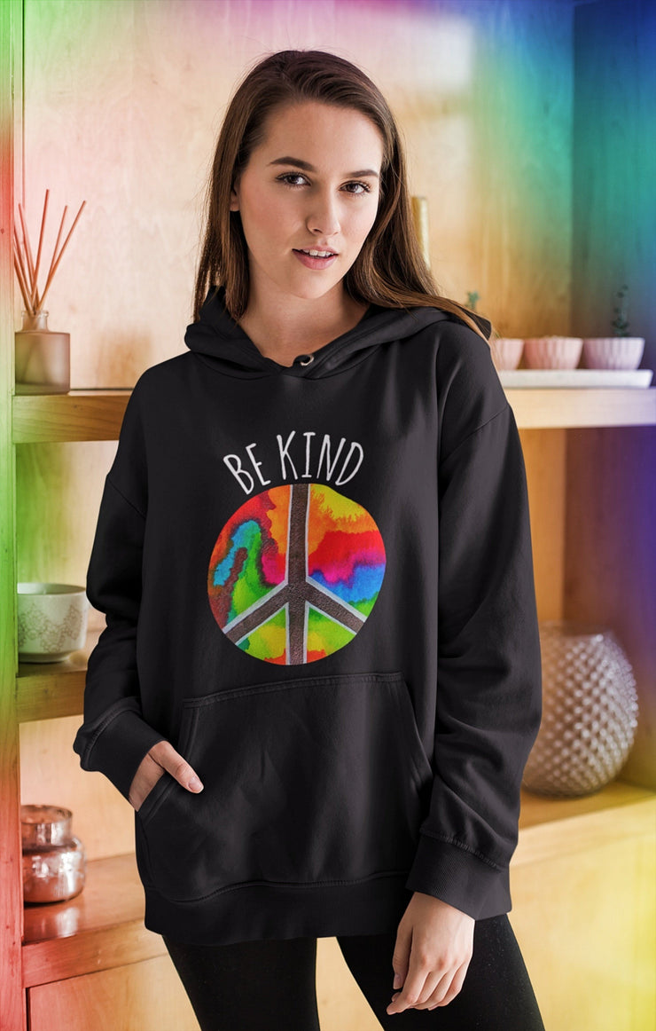 Be Kind Hoodie Hoodie Grow Through Clothing