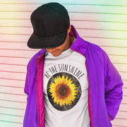 Be The Sunshine Tee T-shirt Grow Through Clothing