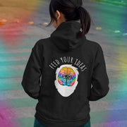 Feed Your Ideas Hoodie Hoodie Grow Through Clothing
