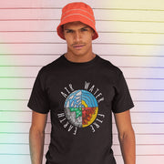 Four Elements Tee T-shirt Grow Through Clothing