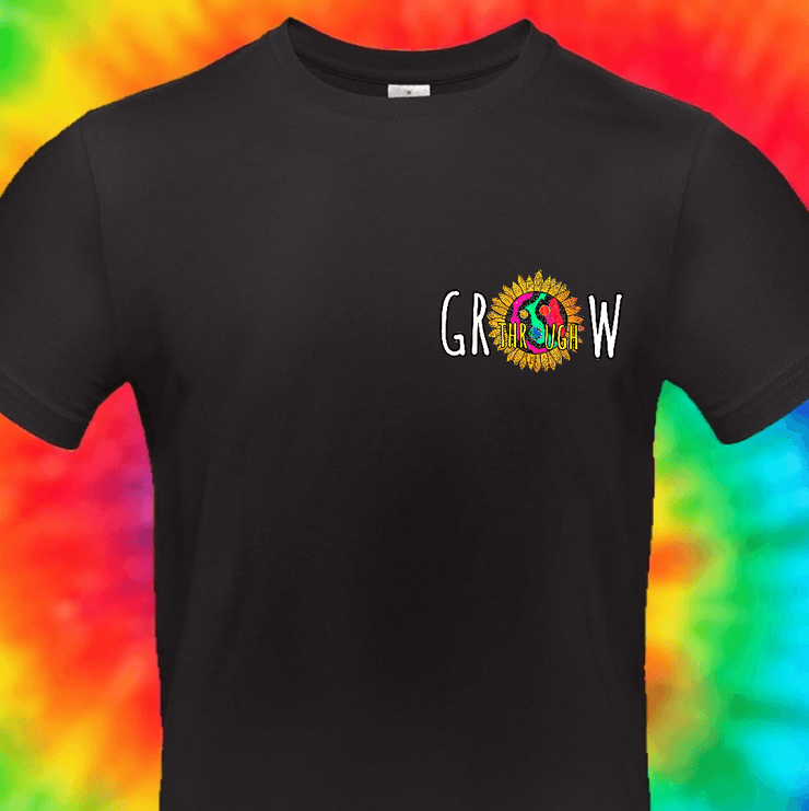 Self Growth Tee T-shirt Grow Through Clothing