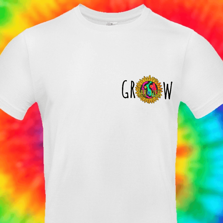 Self Love Tee T-shirt Grow Through Clothing