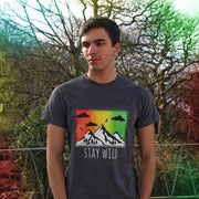 Stay Wild Tee T-shirt Grow Through Clothing