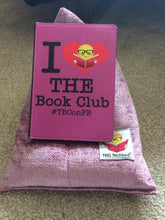 "The Book Club (TBC) Techbed - Kindle cushion iPad pillow tablet stand (up to 9.7"") book prop"