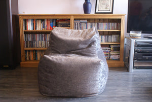 Apartment Beanbag Chair Flat easy to carry up stairs