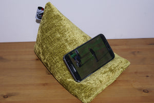 Gold Techbed Mini Samsung stand watch Sky Sports landscape golf football rugby