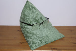 Varifocals stand reading glass base Techbed green