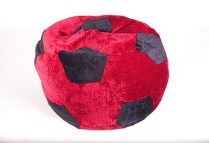 Big football beanbag
