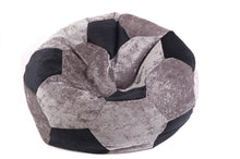 Giant football beanbag