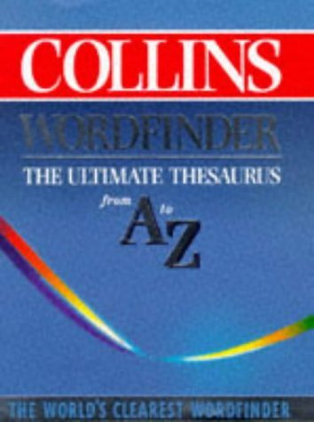 Livre ISBN 0004704541 Collins Thesaurus: the Ultimate Wordfinder