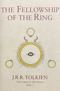 Livre ISBN 0007887663 The Lords Of The Rings # 1 : The Fellowship Of The Ring (J.R.R. Tolkien)