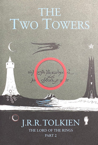 Livre ISBN 0007887671 The Lords Of The Rings # 2 : The Two Towers (J.R.R. Tolkien)