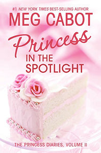 Livre ISBN 0060294655 The Princess Diaries # 2 : In The Spotlight (Meg Cabot)