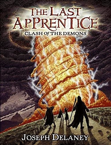 The Last Apprentice: Clash of the Demons (Book 6) par