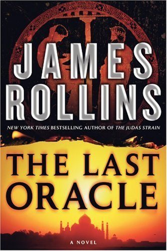 Livre ISBN 0061581178 The last oracle (James Rollins)