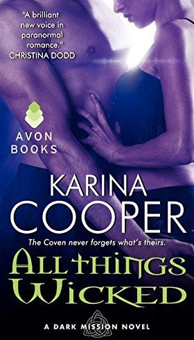 Livre ISBN 0062046934 All Things Wicked (Karina Cooper)