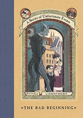 Livre ISBN 0064407667 A series of unfortunate events