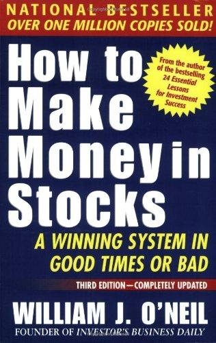 Livre ISBN 0071373616 How To Make Money In Stocks, Third Edition: A Winning System in Good Times or Bad (William O'Neil)