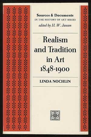 Livre ISBN 0137665849 Realism and Tradition in Art 1848-1900 (Linda Nochlin)