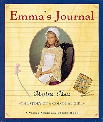 Livre ISBN 0152163255 Emma's Journal: The Story of a Colonial Girl (Marissa Moss)