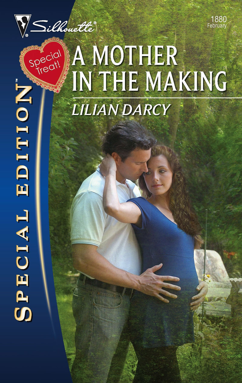 Livre ISBN 0373248806 A Mother In The Making (Lilian Darcy)