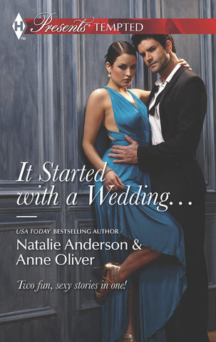 Livre ISBN 0373606451 It Started with a Wedding… (Natalie Anderson)