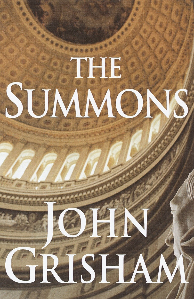 Livre ISBN 0385503822 The Summons (John Grisham)
