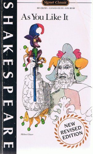 Livre ISBN 0451521315 As You Like It (William Shakespeare)