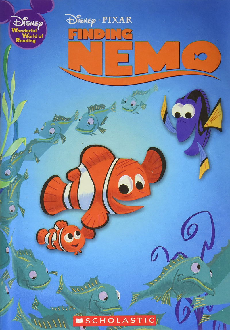 Livre ISBN 0717267555 Disney's Wonderful World of Reading : Finding Nemo (Disney-Pixar)