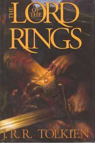 Livre ISBN 0739408259 The Lord Of The Rings : The Lord Of The Rings Trilogy (Omnibus): The Fellowship Of The Ring, The Two Towers, The Return Of The King (J.R.R. Tolkien)