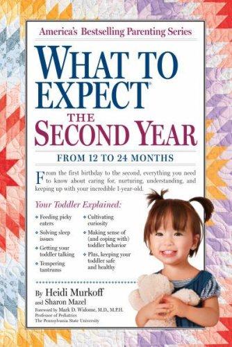 Livre ISBN 0761152776 What to Expect the Second Year: From 12 to 24 Months (Heidi Murkoff)