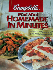 Livre ISBN 0785334246 M'm! M'm! Homemade In Minutes (Campbell Soup Company)