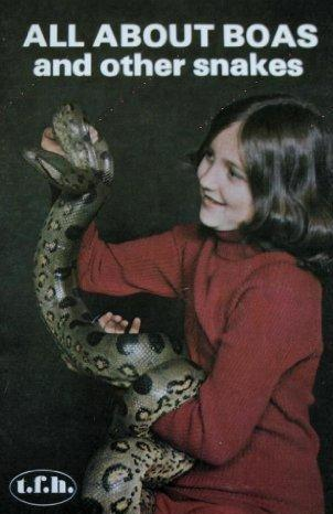 Livre ISBN 0876669046 All About Boas and Other Snakes (Mervin F. Roberts)