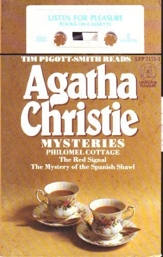 Livre ISBN 0886461707 AUDIOBOOK : Agatha Christie Mysteries: Philomel Cottage, the Red Signal, the Mystery of the Spanish Shawl Audio Cassette (Agatha Christie)