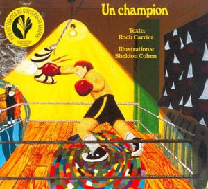 Livre ISBN 0887762506 Un champion (Roch Carrier)