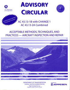 Livre ISBN 0891003061 Acceptable Methods, Techniques, And Practices, Aircraft Inspection and Repair