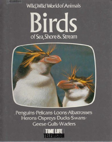 Livre ISBN 0913948071 Birds of Sea, Shore and Stream (Wilbur Bradbury)