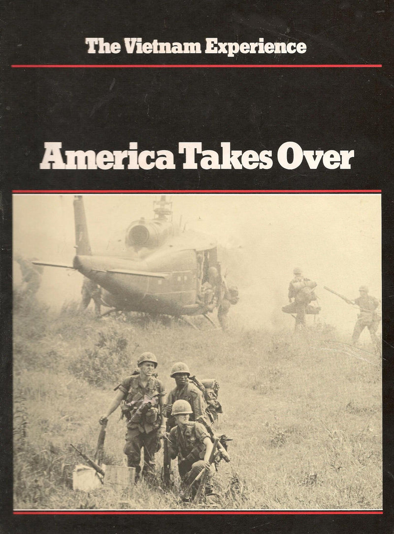 Livre ISBN 0939526034 The Vietnam Experience : America Takes Over