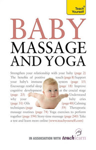 Livre ISBN 1444103024 Teach Yourself Baby Massage and Yoga