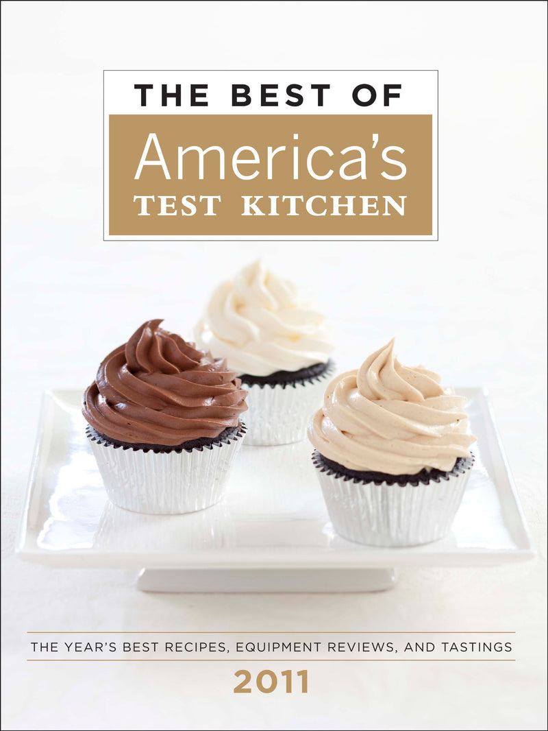 Livre ISBN 1933615648 Best Of America's Test Kitchen 2011 (America's Test Kitchen)