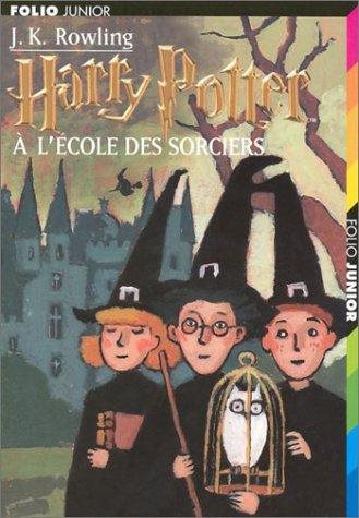 Livre ISBN 2070518426 Harry Potter (FR)