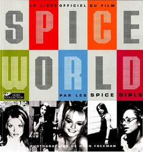 Livre ISBN 225804927X Le livre officiel du film Spice World (Spice Girls)