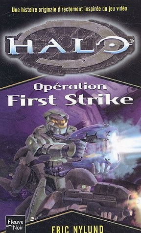 Livre ISBN 2265079928 Halo : Opération First Strike (Eric Nylund)