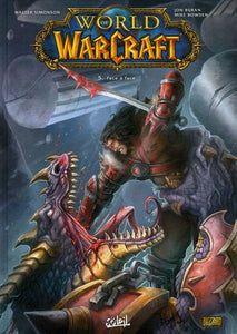 Livre ISBN 2302005546 World of Warcraft # 5 : Face-à-face (Walter Simonson)